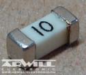 10A, SMD biztosíték