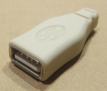 USB A aljzat