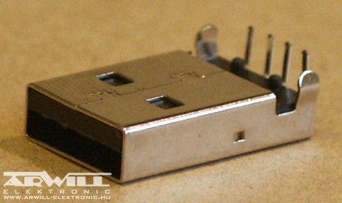 USB A dugó