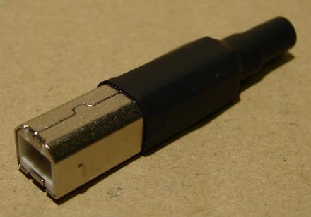 USB B dugó