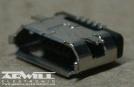 USB B micro 5 pólusú aljzat