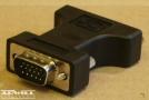 DVI/VGA csatlakozó toldó