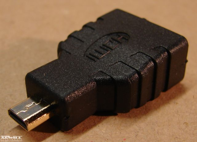 HDMI/micro HDMI átalakító