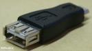 USB A/B micro átalakító
