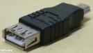 USB A/B mini átalakító