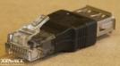 USB/RJ45 átalakító