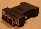 VGA/DVI csatlakozó toldó