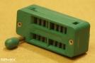 Karos IC foglalat, DIP-16