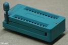 Karos IC foglalat, DIP-24