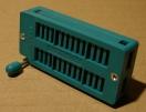 Karos IC foglalat, DIP-28