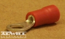 Szemes kábelsaru, 4,3mm
