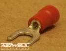Villás kábelsaru, 4,3mm