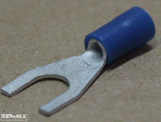 Villás kábelsaru, 6,5mm