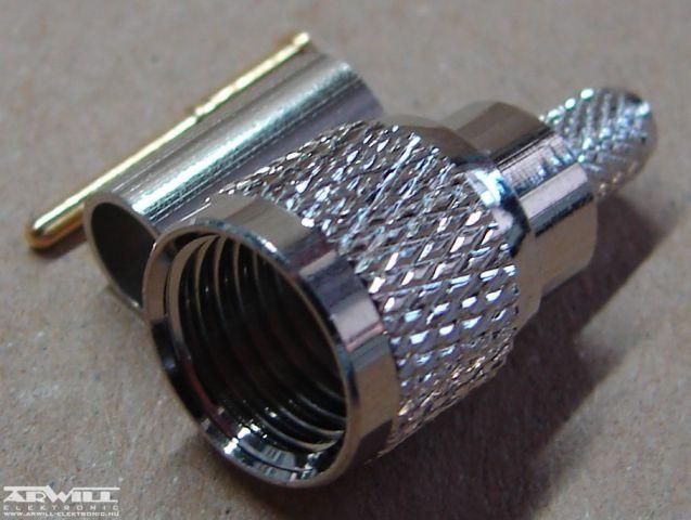 Mini UHF dugó, RG-58
