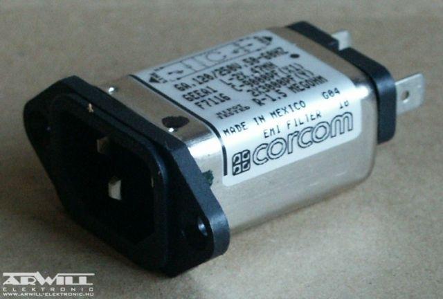 AC fix apa aljzat + zavarszűrő