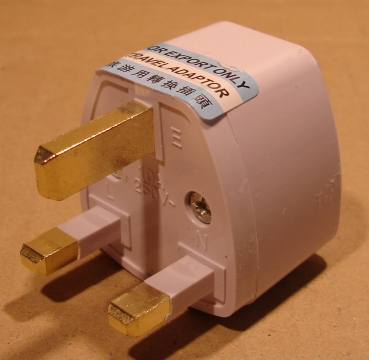 Utazó adapter