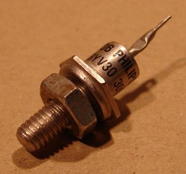 BYV30-300, ultragyors dióda