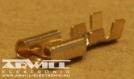 Kábelsaru, 4,8mm anya