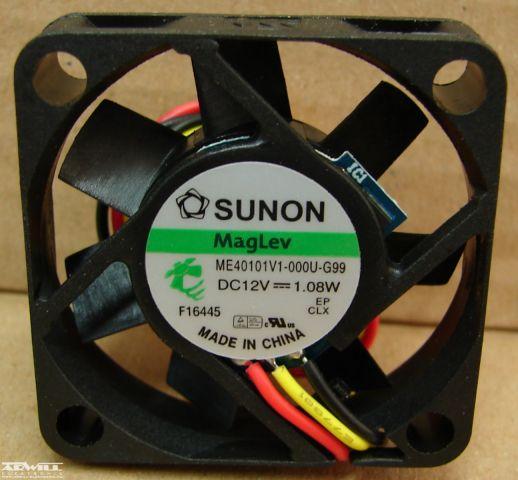 ME40101V1-G99, ventilátor