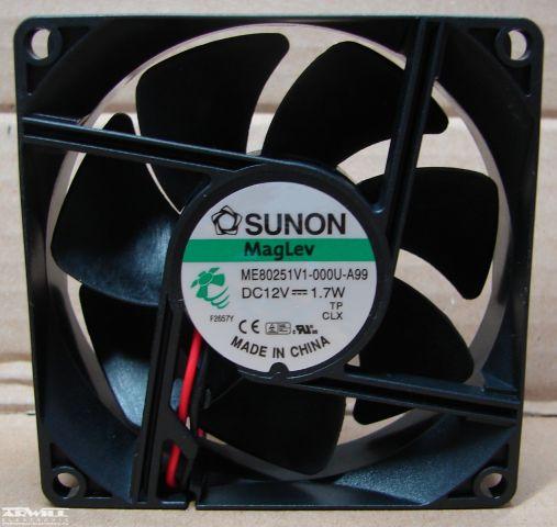 ME80251V1-A99, ventilátor