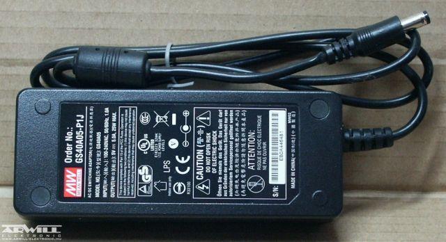5V, 5A, adapter