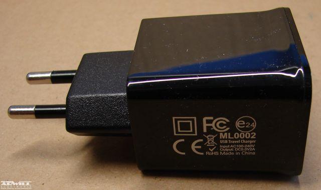 5V USB, 2A, adapter