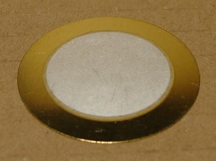 BUZZ-35, piezo zümmer