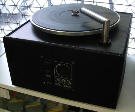 Vákuumos hanglemez tisztítás