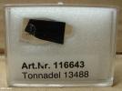 DN-249E, lemezjátszó tű