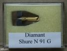 N-91G, lemezjátszó tű (89085)