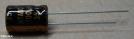 100uF, 35V, LOW ESR, elektrolit kondenzátor