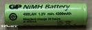 450LAH, akkumulátor