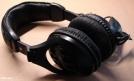 NRG-100, fejhallgató