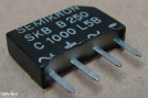 SKB B250C1000, diódahíd