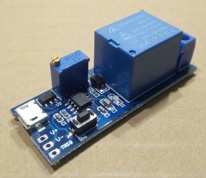 Időzítő modul