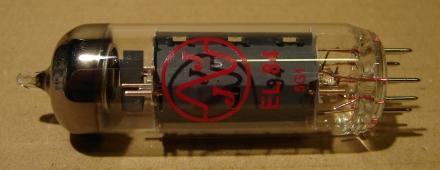 EL84, elektroncső