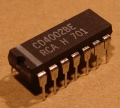 CD4002(BE), cmos logikai áramkör