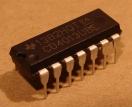 CD4013(UBE), cmos logikai áramkör