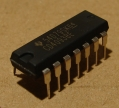 CD4093(BE), cmos logikai áramkör