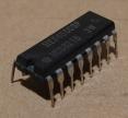 HEF4556(BP) = CD4556, cmos logikai áramkör