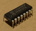 MC14028(BCP) = CD4028, cmos logikai áramkör