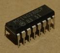 MC14028(BCP), cmos logikai áramkör