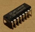 MC14520(B) = CD4520, cmos logikai áramkör