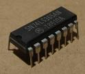SN74LS365AN, integrált áramkör