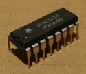 SN74LS174N, integrált áramkör