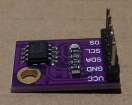LM75A, hőmérő modul