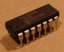 PIC16C505-04P, integrált áramkör