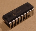 PIC16F628A-I/P, mikrokontroller