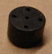 Tranzisztor alátét, 4,5mm