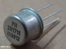 2N1711, tranzisztor = BFY46